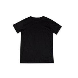 (ステッドマン) Stedman メンズ Finest Cotton コットン クルーネック 半袖 Tシャツ 無地 【楽天海外直送】