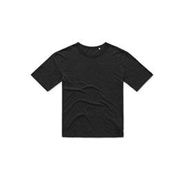 (ステッドマン) Stedman メンズ Organic Slub オーガニック コットン スラブ 半袖 Tシャツ 無地 【楽天海外直送】
