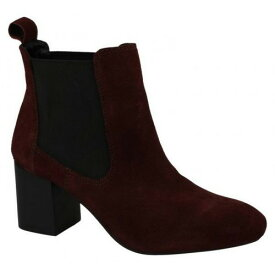 (レザーコレクション) Leather Collection レディース ミドルヒール ツインガセット アンクルブーツ 婦人靴 カジュアル ブーツ 女性用 【楽天海外直送】