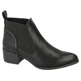 (スポットオン) Spot On レディース アンクルブーツ 婦人靴 カジュアル ミドルヒール ブーツ 女性用 【楽天海外直送】