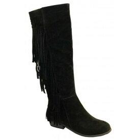 (スポットオン) Spot On レディース ロングブーツ 婦人靴 カジュアル フラット ブーツ 女性用 【楽天海外直送】