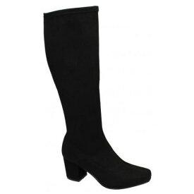(スポットオン) Spot On レディース ロングブーツ 婦人靴 カジュアル ヒール ブーツ 女性用 【楽天海外直送】