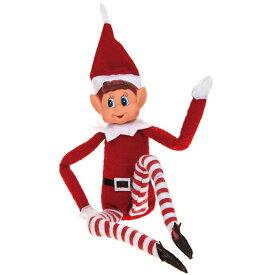 (クリスマスショップ) Christmas Shop クリスマス エルフ人形 置物 飾り デコレーション 【楽天海外直送】