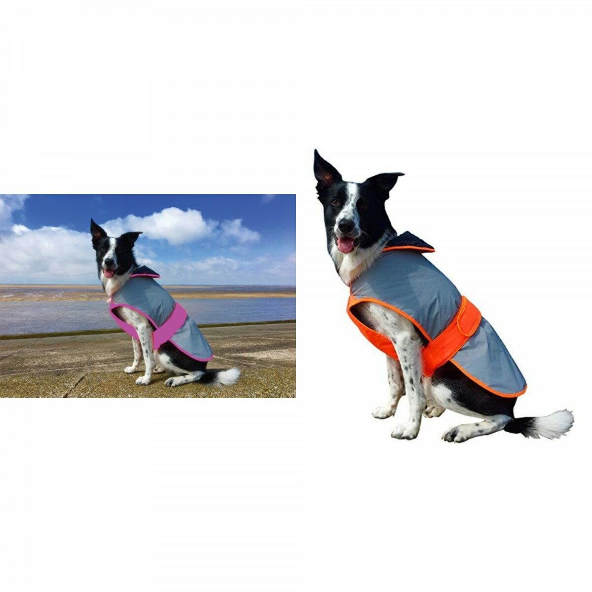 (エクイセーフティー) Equisafety ワンちゃん用 マーキュリー ドッグコート 犬用 防水 反射 ジャケット ペット用品 【楽天海外直送】