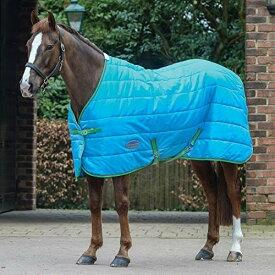 (ウェザビータ) Weatherbeeta 馬用 Comfitec ミディアム/ライト 210デニール チャンネルキルト スタンダードネック ステーブルラグ 馬着 乗馬 ホースライディング 【楽天海外直送】
