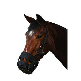 (ローマ) Roma 馬用 グレージング マズル 口がご 食べ過ぎ防止 馬具 乗馬 ホースライディング 【楽天海外直送】