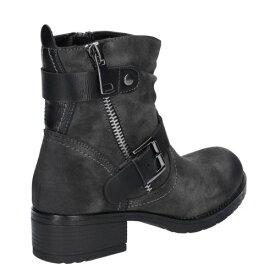 (ディバズ) Divaz レディース Jett ジップアップブーツ 婦人靴 カジュアル シューズ 女性用 【楽天海外直送】