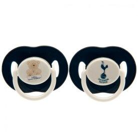 トッテナム・ホットスパー フットボールクラブ Tottenham Hotspur FC オフィシャル商品 ベビー・赤ちゃん用 おしゃぶり 2個セット 【楽天海外直送】