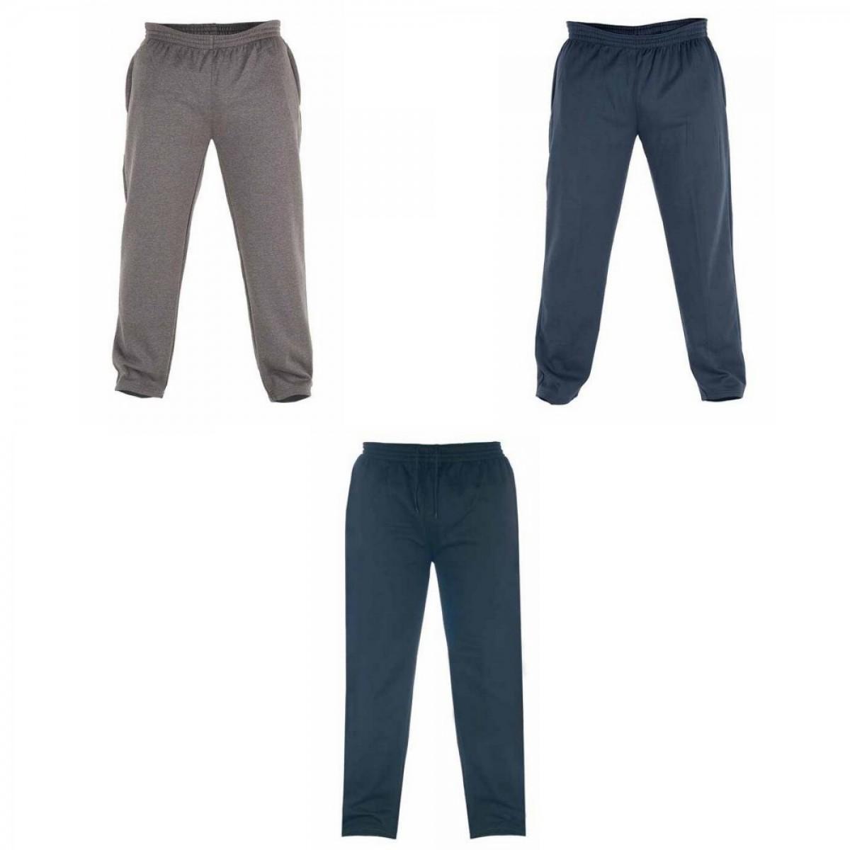 (デューク・ロックフォード) Duke Rockford メンズ 大きいキングサイズ Albert オープンヘム ゴムウエストパンツ ズボン 【楽天海外直送】