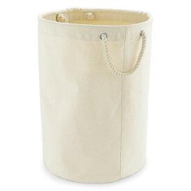 (ウエストフォード・ミル) Westford Mill ヘビーキャンバス ランドリーバッグ バスケット 洗濯物かご (2パック) 【楽天海外直送】