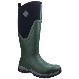 (マックブーツ) Muck Boots レディース アークティック スポーツ トール プルオン ウェリントンブーツ 長靴 レインブーツ 男女兼用 【楽天海外直送】