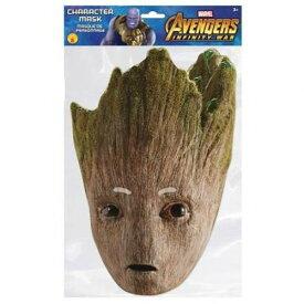 (マーベル) Marvel アベンジャーズ オフィシャル商品 グルートのマスク お面 被り物 【楽天海外直送】