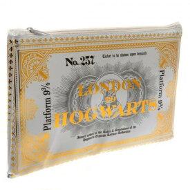 (ハリー・ポッター) Harry Potter オフィシャル商品 チケット ペンケース 【楽天海外直送】