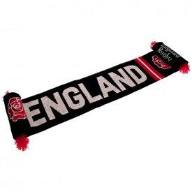ラグビー イングランド代表 England R.F.U. オフィシャル商品 スカーフ マフラー 【楽天海外直送】