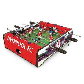 リバプール フットボールクラブ Liverpool FC オフィシャル商品 卓上 フットボールゲーム サッカー ゲーム 【楽天海外直送】