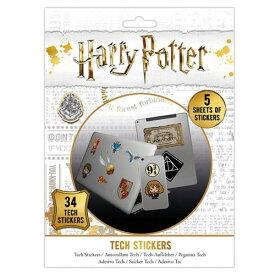 (ハリー・ポッター) Harry Potter オフィシャル商品 パソコン・スマートフォン・タブレット用 スキンシール ステッカー 【楽天海外直送】