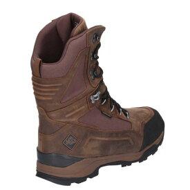 (マックブーツ) Muck Boots メンズ 10インチ 防寒 パフォーマンス レザーブーツ 紳士靴 アウトドア ブーツ 男性用 【楽天海外直送】
