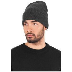 (ユーポン) Yupoong ユニセックス Flexfit ロング ニット帽 ビーニー ニットキャップ 【楽天海外直送】