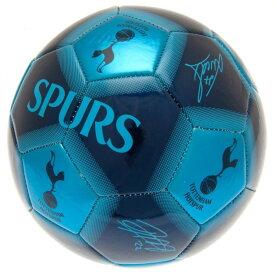 トッテナム・ホットスパー フットボールクラブ Tottenham Hotspur FC オフィシャル商品 サイン サッカーボール 【楽天海外直送】