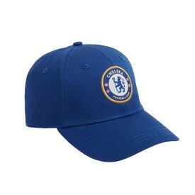 チェルシー フットボールクラブ Chelsea FC オフィシャル商品 ユニセックス キャップ 帽子 【楽天海外直送】