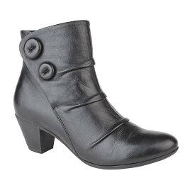 (チプリアータ) Cipriata レディース Emma ボタン アンクルブーツ 婦人靴 カジュアル ヒールブーツ 女性用 【楽天海外直送】