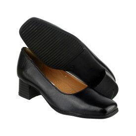 (アンブラーズ) Amblers レディース Walford レザー パンプス 婦人靴 ビジネス フォーマル シューズ 女性用 【楽天海外直送】