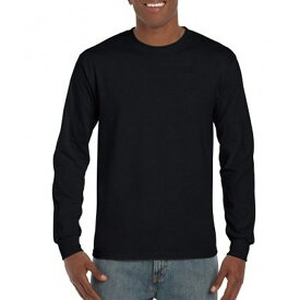 (ギルダン) Gildan メンズ Hammer ヘビーウェイト 長袖 Tシャツ トップス カットソー 【楽天海外直送】
