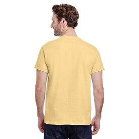 (ギルダン) Gildan メンズ ヘビーコットン 半袖Tシャツ トップス カットソー 【楽天海外直送】