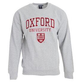 (オックスフォード大学) Oxford University オフィシャル商品 ユニセックス スウェットシャツ プルオーバー トレーナー 【楽天海外直送】