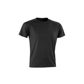 (スピロ) Spiro ユニセックス インパクト エアクール Tシャツ 無地 スポーツ トップス 【楽天海外直送】