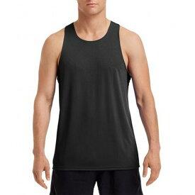 (ギルダン) Gildan メンズ パフォーマンス シングレット タンクトップ スポーツ 袖なし トップス 【楽天海外直送】