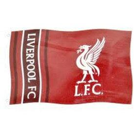 リバプール フットボールクラブ Liverpool FC オフィシャル商品 Bullseye フラッグ 応援旗 【楽天海外直送】