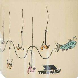 (トレスパス) Trespass Elma エナメルマグ アウトドア キャンプ マグカップ 【楽天海外直送】