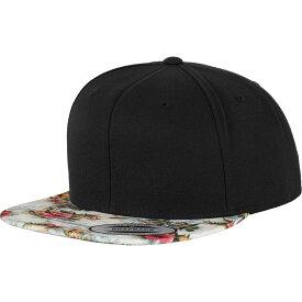 (ユーポン) Yupoong メンズ ファッションプリント プレミアム スナップバック キャップ 帽子 ハット 【楽天海外直送】