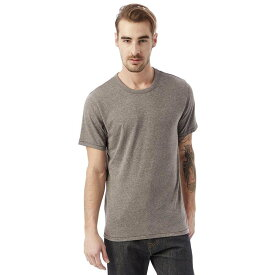 (オルタナティブ・アパレル) Alternative Apparel メンズ ビンテージ 50/50 Tシャツ 半袖 トップス 無地 カットソー 【楽天海外直送】