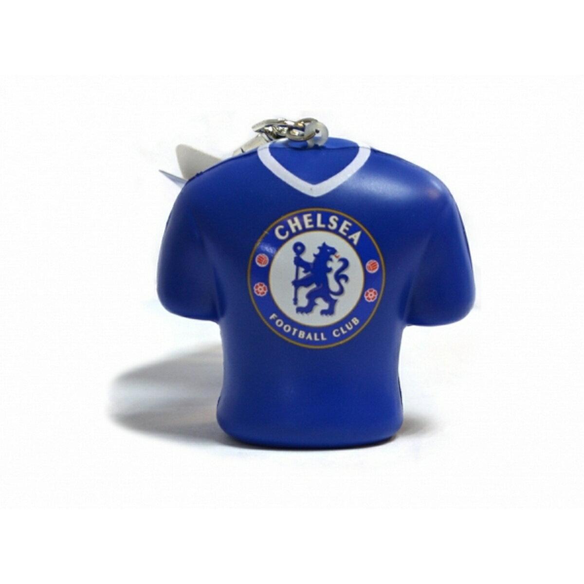 チェルシー フットボールクラブ Chelsea FC オフィシャル商品 ストレス解消 キーホルダー 【楽天海外直送】