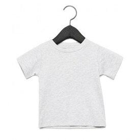 (ベラ・キャンバス) Bella + Canvas 赤ちゃん・ベビー用 クルーネック 半袖 Tシャツ 【楽天海外直送】