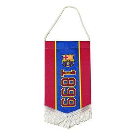FCバルセロナ フットボールクラブ FC Barcelona オフィシャル商品 ミニ ペナント フラッグ 応援旗 【楽天海外直送】