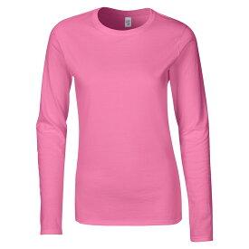 (ギルダン) Gildan レディース スポーツ ファッション 長袖Tシャツ トップス 女性用 【楽天海外直送】