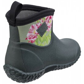 (マックブーツ) Muck Boots レディース Muckster II RHS アンクル丈 ガーデニングシューズ 長靴 女性用 【楽天海外直送】