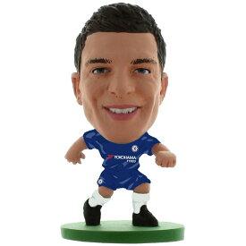 チェルシー フットボールクラブ Chelsea FC オフィシャル商品 SoccerStarz アスピリクエタ フィギュア 人形 【楽天海外直送】