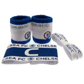 チェルシー フットボールクラブ Chelsea FC オフィシャル商品 キャプテン アームバンドセット 【楽天海外直送】