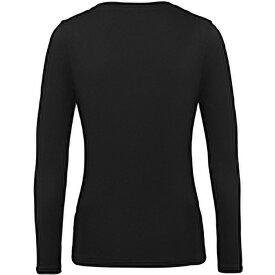 (ビー・アンド・シー) B&C レディース Inspire ロングスリーブ Tシャツ 長袖 カットソー 【楽天海外直送】