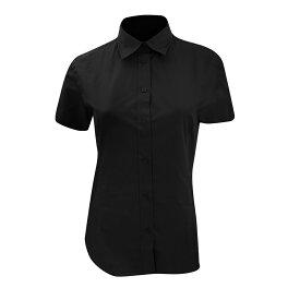(カスタム・キット) Kustom Kit レディース ワークフォース 半袖シャツ ワイシャツ ブラウス 女性用 【楽天海外直送】