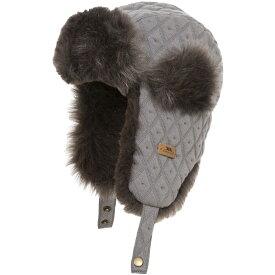 (トレスパス) Trespass キッズ・子供用 Kendall トラッパーハット 耳あて帽 あったか 帽子 冬 【楽天海外直送】