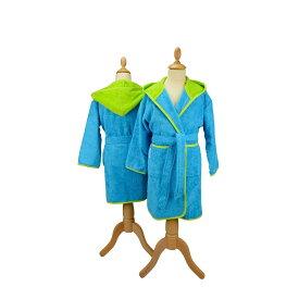 (エー&アールタオルズ) A&R Towels キッズ・子供用 Boyzz & Girlzz フードつき バスローブ 【楽天海外直送】