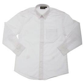 キッズ・子供・ジュニア 長袖ワイシャツ スクールシャツ Yシャツ 白シャツ ロングスリーブトップス 【楽天海外直送】