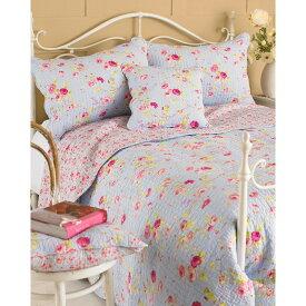 (リーヴァ・ホーム) Riva Home ハニーポットレーン ベッドスプレッド 装飾用ベッドカバー インテリアのアクセント おしゃれなベッド掛け 【楽天海外直送】