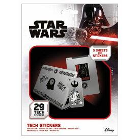 (スター・ウォーズ) Star Wars オフィシャル商品 フォース ステッカー シール セット (29ピース) 【楽天海外直送】