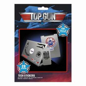 (トップガン) Top Gun オフィシャル商品 Wingman ステッカー シール セット (28ピース) 【楽天海外直送】